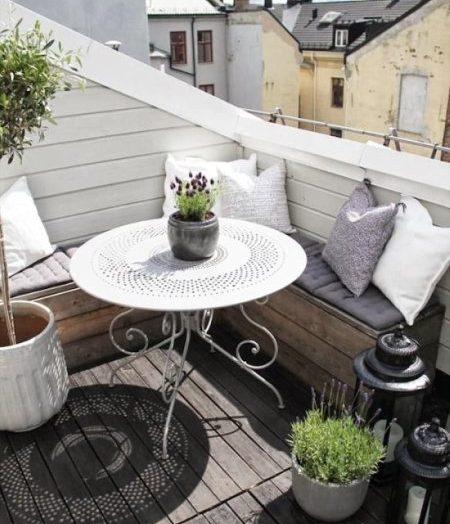 Inspirujące projekty balkonów
