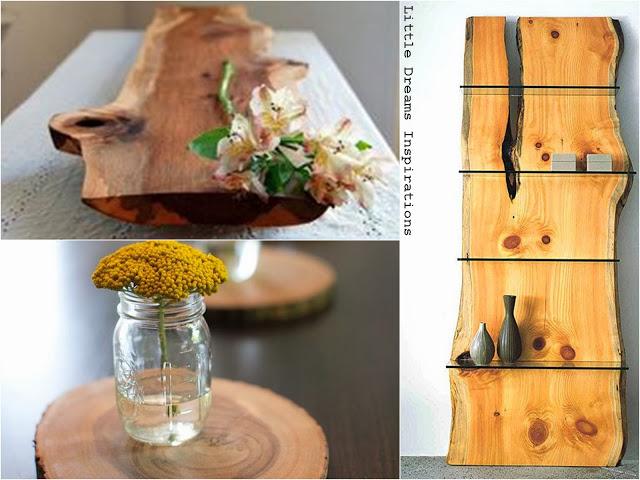 Drewno we wnętrzach [najlepsze inspiracje]